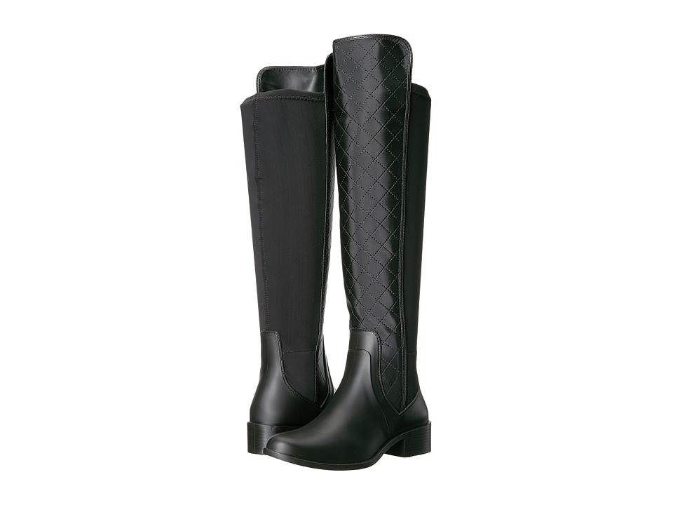 Bernardo - Eve (Black/Black Lycra) Women's Shoes