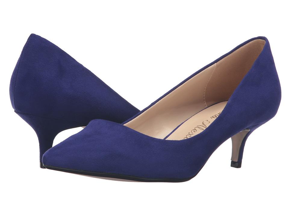 Athena Alexander Teague (Blue Suede) Women