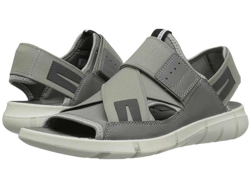 ECCO Sport - Intrinsic Sandal (Wild Dove/Wild Dove) Men's Sandals