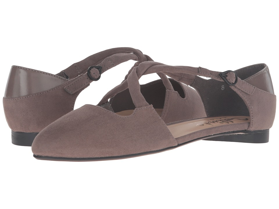 Callisto of California Sorcha (Grey Suede) Women