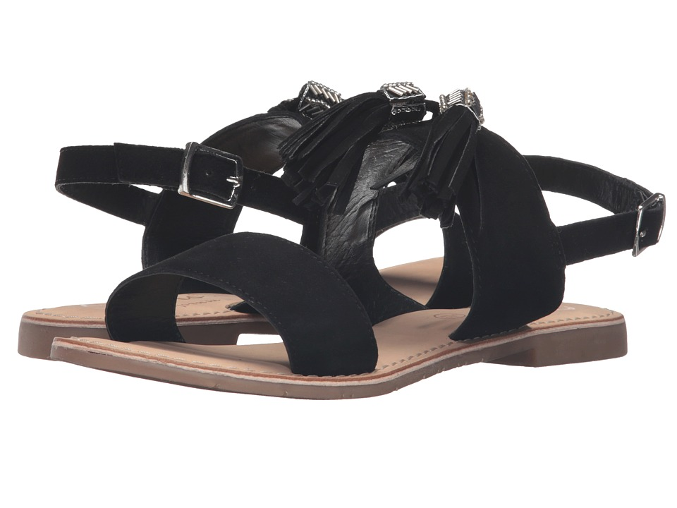 Callisto of California - Anandi (Black) Women's Sandals