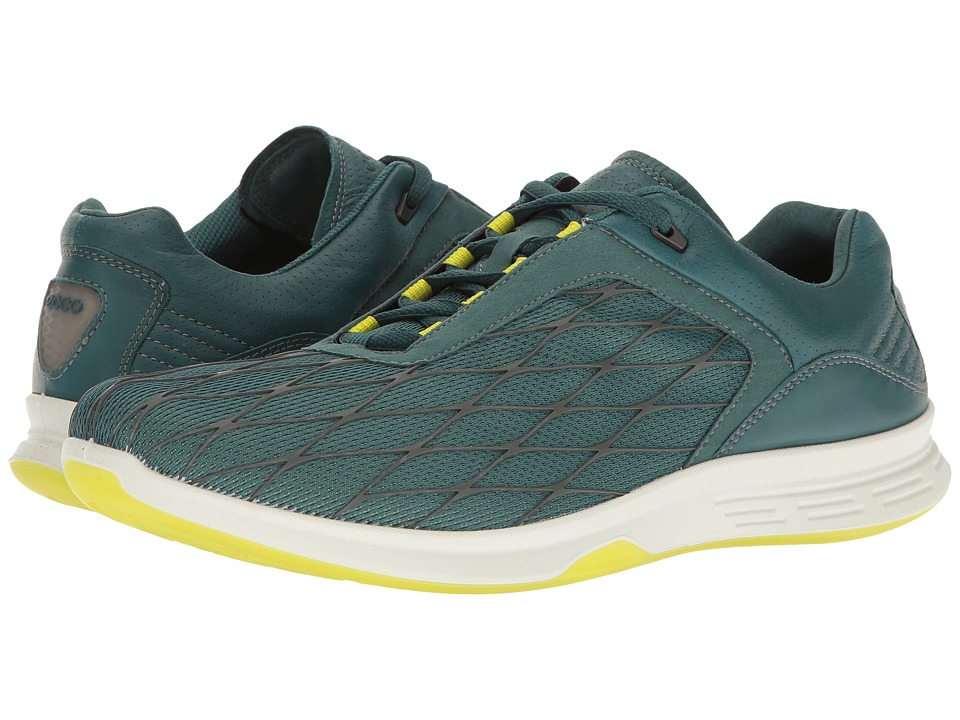 ECCO Sport - Exceed Sport (Biscaya) Men's Running Shoes
