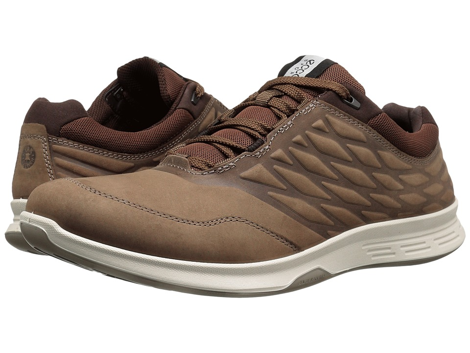 Ecco Performance - Exceed Low (Birch) Men's Walking Shoes