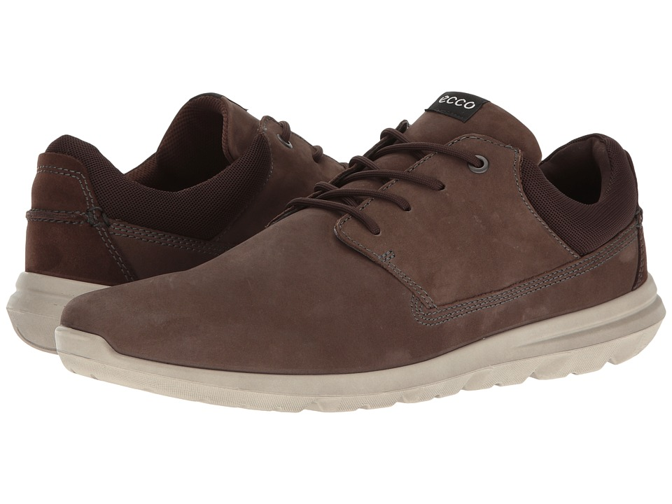 ECCO Sport - Calgary Sport (Espresso/Coffee) Men's Running Shoes