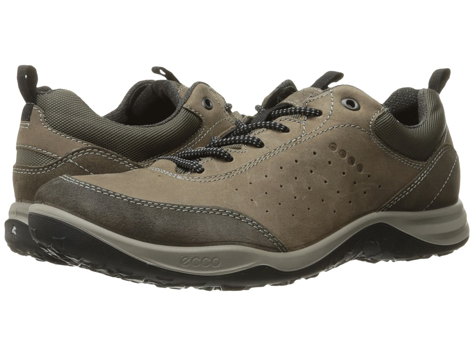 Ecco Performance - Esphino Low (Warm Grey/Stone) Men's Running Shoes