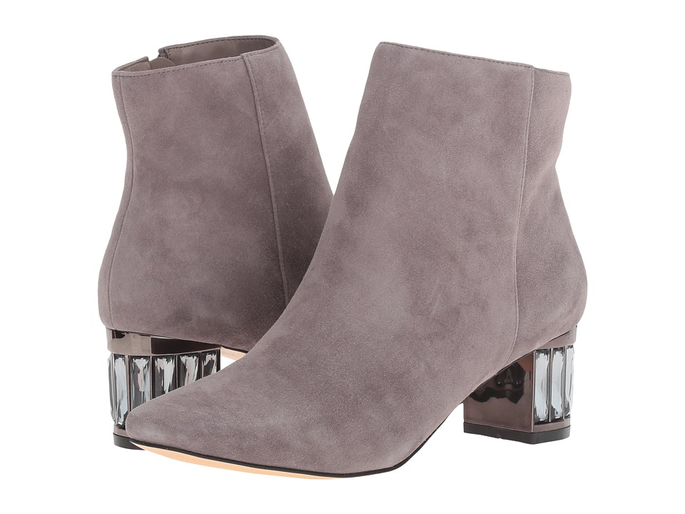 Dune London - Orion (Grey Suede) Women's Shoes