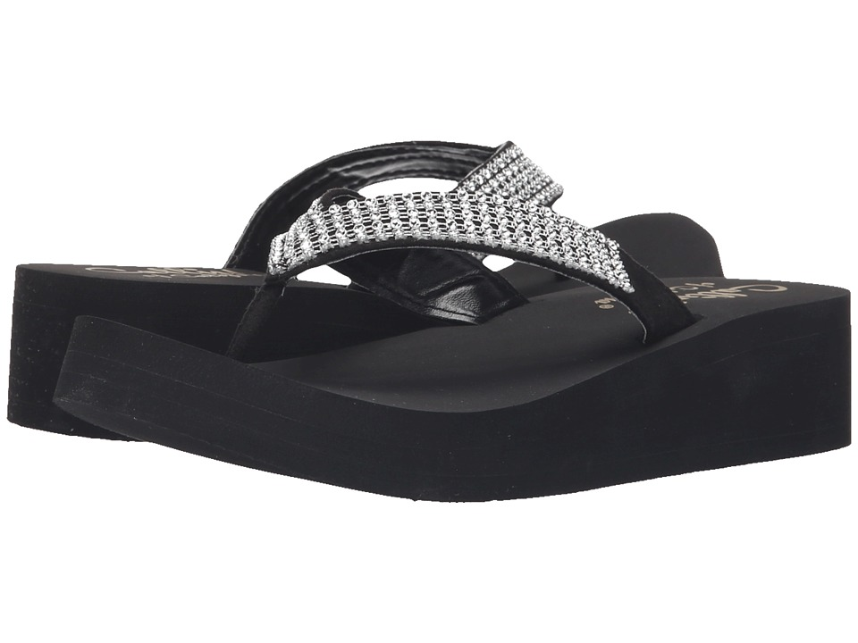 Callisto of California - Cannes (Black) Women's Shoes