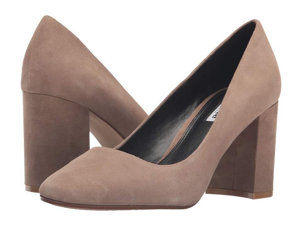 Dune London - Abelle (Taupe Suede) Women's Shoes