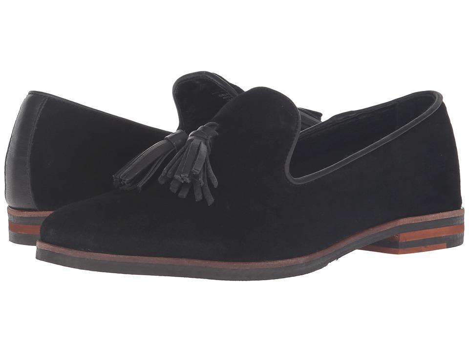 Dune London - Gales (Black Suede) Women's Shoes