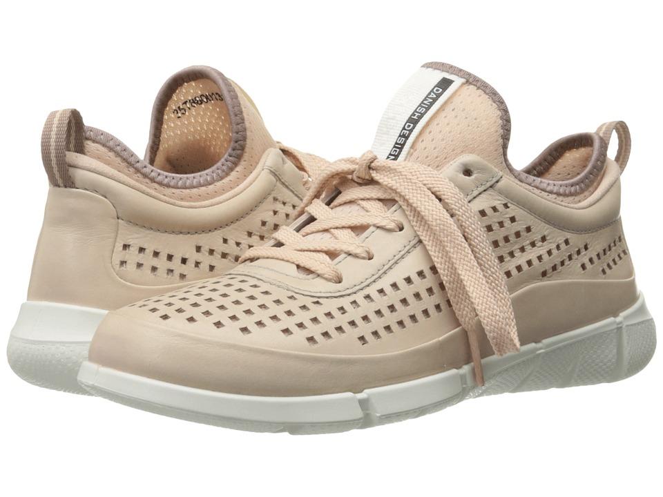 ECCO Sport - Intrinsic Sneaker (Rosedust) Women's Walking Shoes