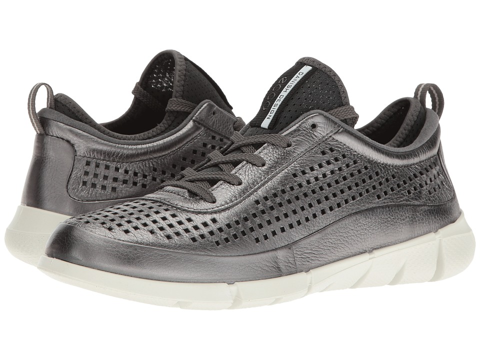 ECCO Sport Intrinsic Sneaker (Dark Shadow) Women