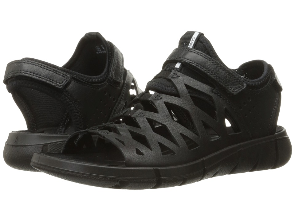 ECCO Sport - Intrinsic Sandal 2 (Black/Black) Women's Sandals