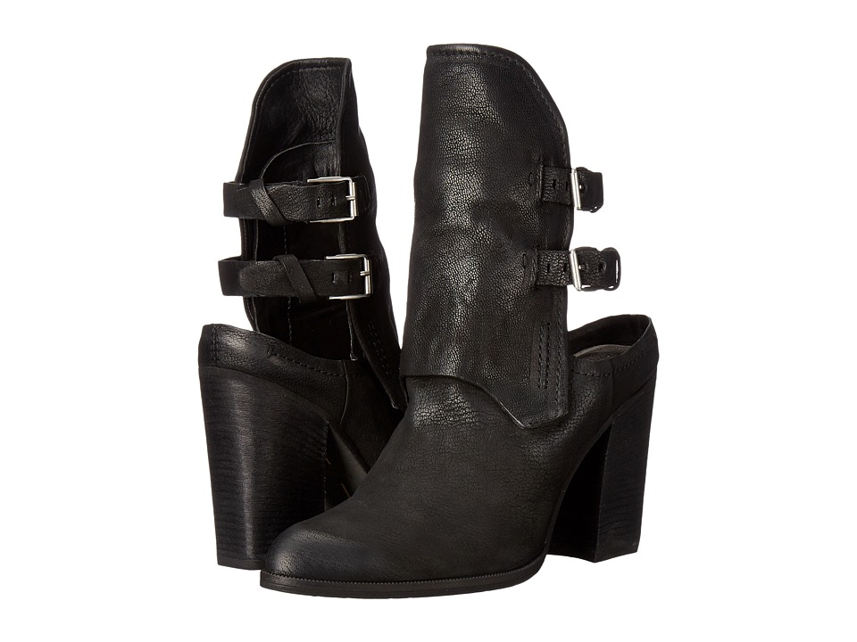 Dolce Vita - Cole (Black Leather) Women's Shoes
