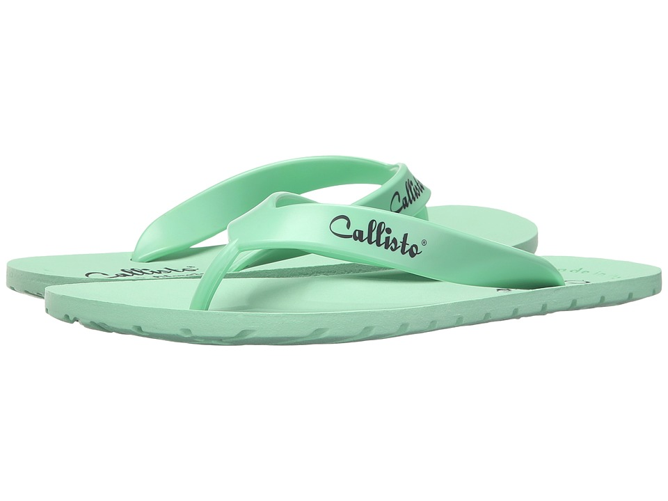 Callisto of California - Santorini (Mint) Women's Shoes
