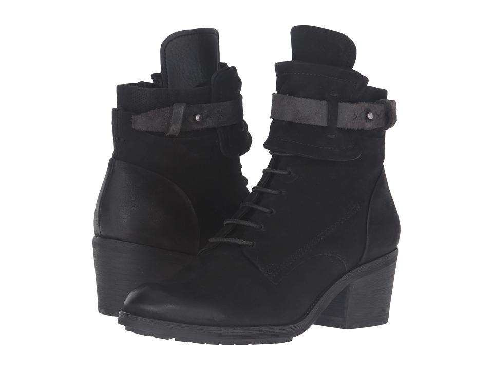 Dolce Vita - Dixie (Black Nubuck) Women's Shoes