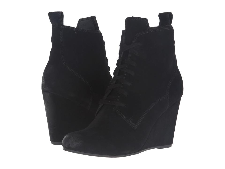 Dolce Vita - Grady (Black Suede) Women's Shoes