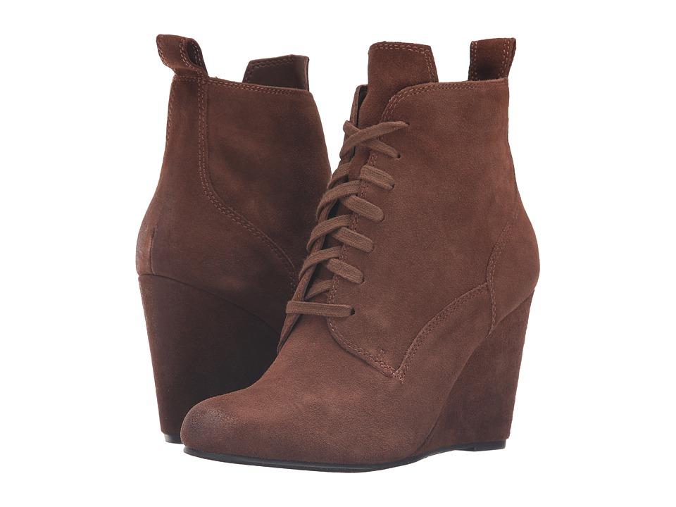 Dolce Vita - Grady (Acorn Suede) Women's Shoes