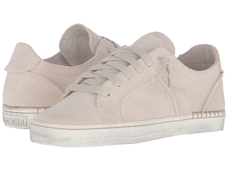 Dolce Vita - Zalen (White Suede) Women's Shoes