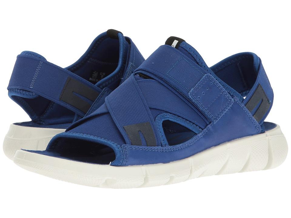 ECCO Sport - Intrinsic Sandal (Mazarine Blue/Mazarine Blue) Women's Sandals