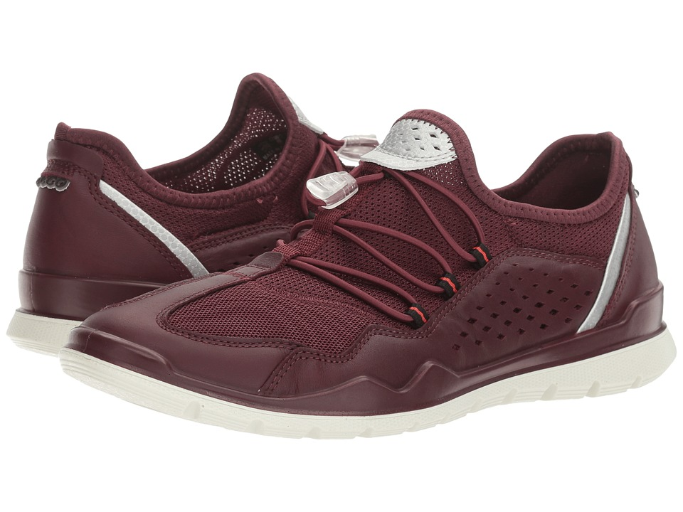 ECCO Sport - Lynx (Bordeaux/Bordeaux) Women's Walking Shoes