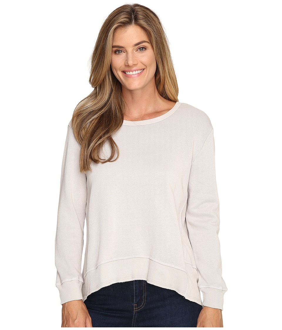 Dylan by True Grit Vintage French Terry Elle Sweatshirt (Chino) Women