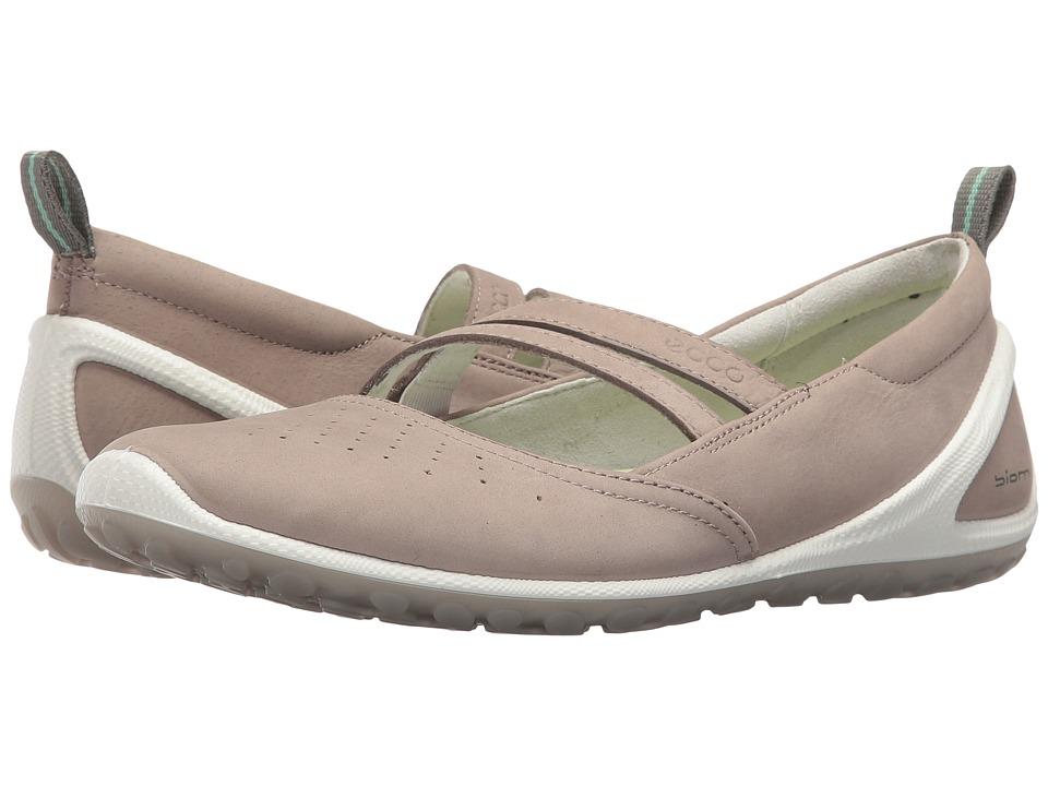 ECCO Sport - Biom Lite MJ (Moon Rock) Women's Hook and Loop Shoes