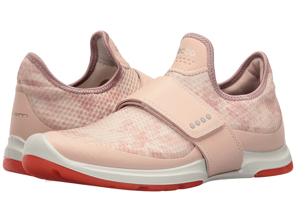 ECCO Sport - Biom Amrap Band (Rose Dust/Rose Dust) Women's Hook and Loop Shoes