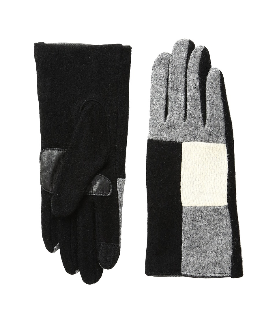 Echo Design - Echo Touch Color Block Gloves (Black) Extreme Cold Weather Gloves