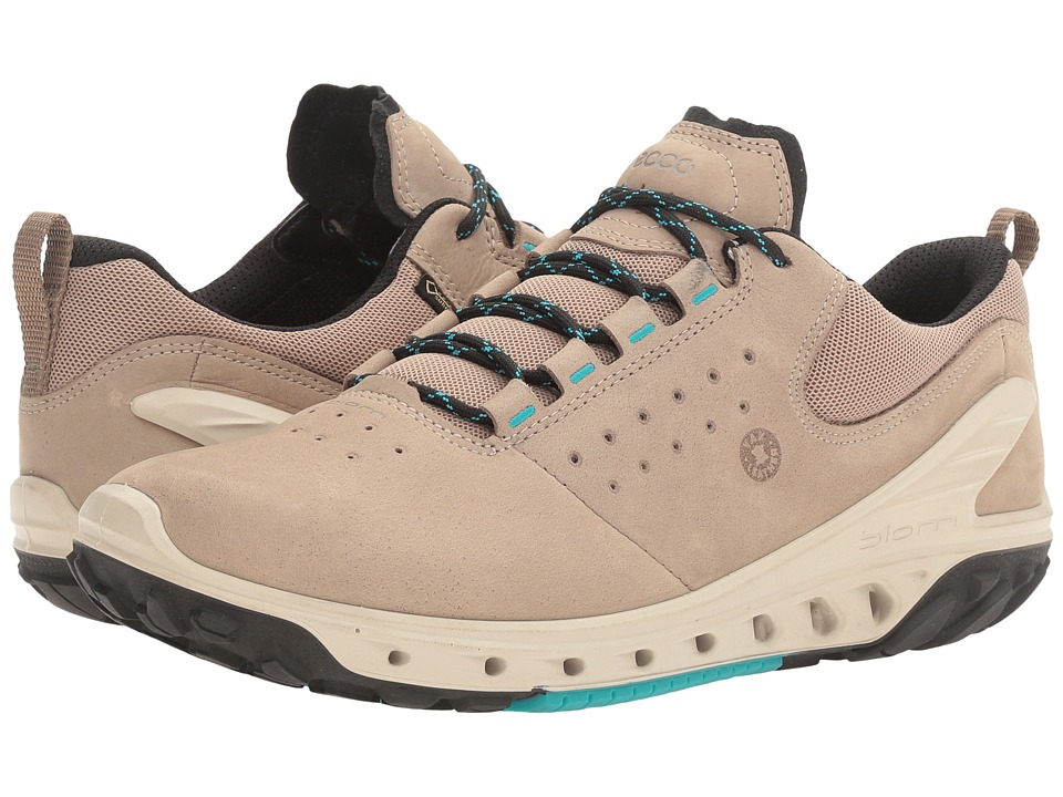ECCO Sport - Biom Venture GTX Tie (Moon Rock/Moon Rock) Women's Running Shoes