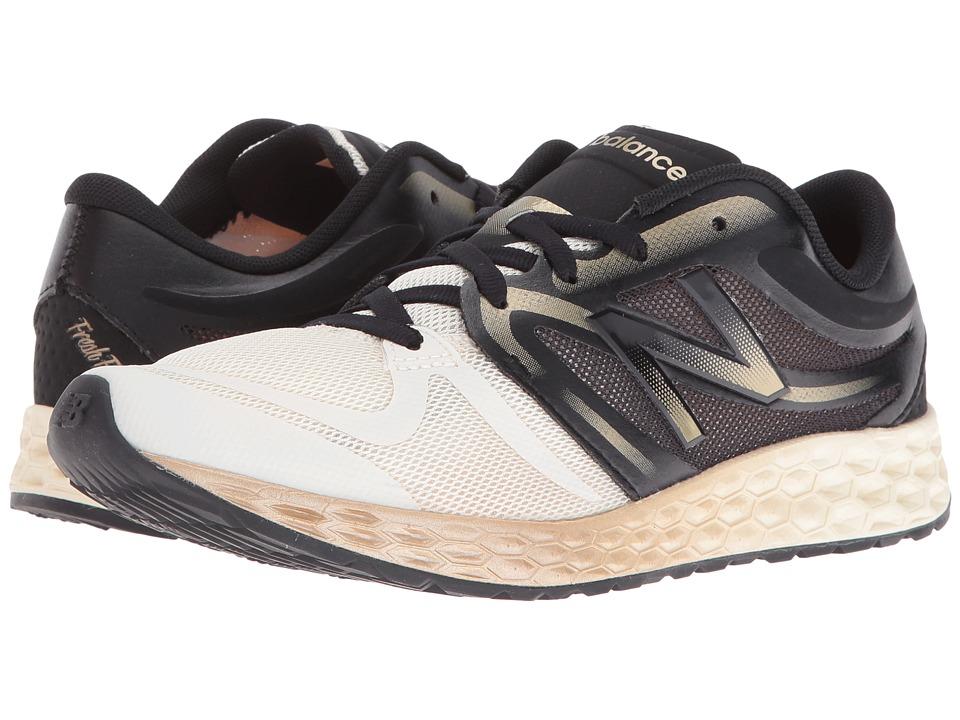 New Balance - WX822v3 (Angora/Black) Women's Shoes