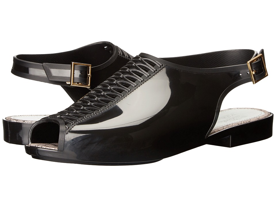 Melissa Shoes Melissa Carolyne + Jason Wu (Black) Women