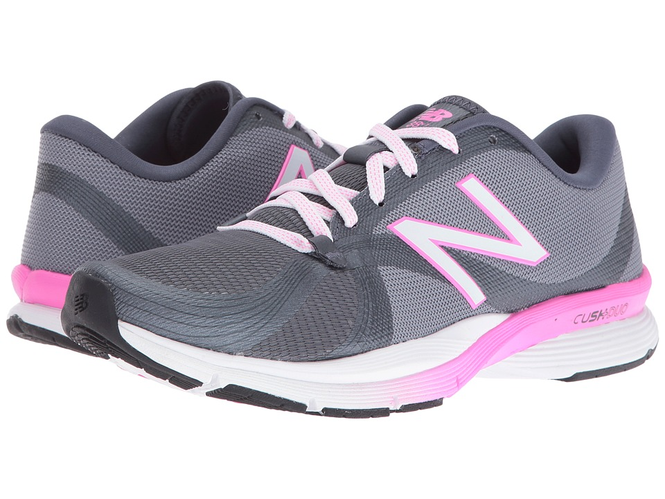 New Balance - WX88v2 (Grey/Shell Pink/White) Women's Shoes