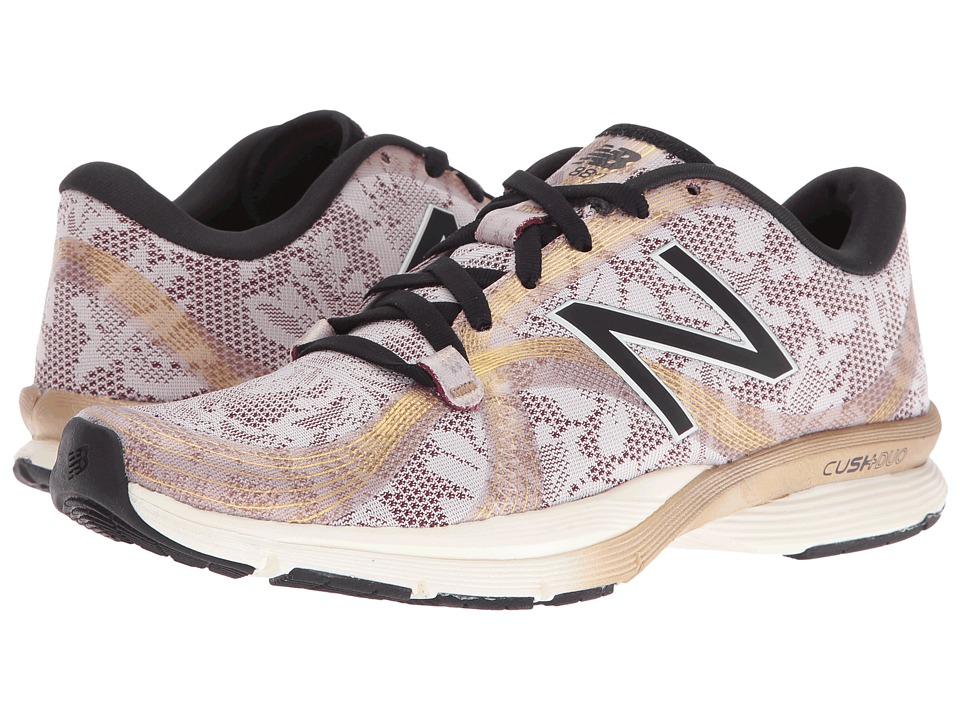 New Balance - WX88v2 (Angora/Black) Women's Shoes