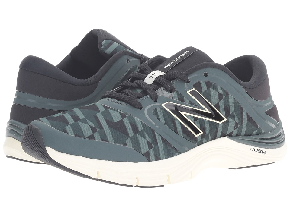 New Balance - WX711v2 (Grove/Graphic) Women's Cross Training Shoes
