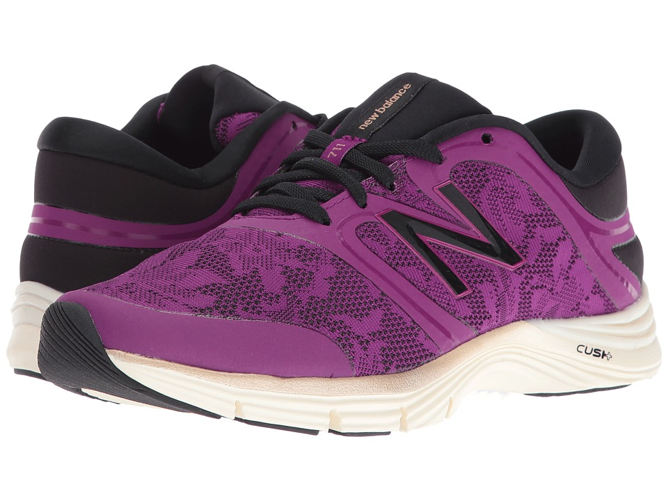 New Balance - WX711v2 (Deep Jewel/Metallic) Women's Cross Training Shoes