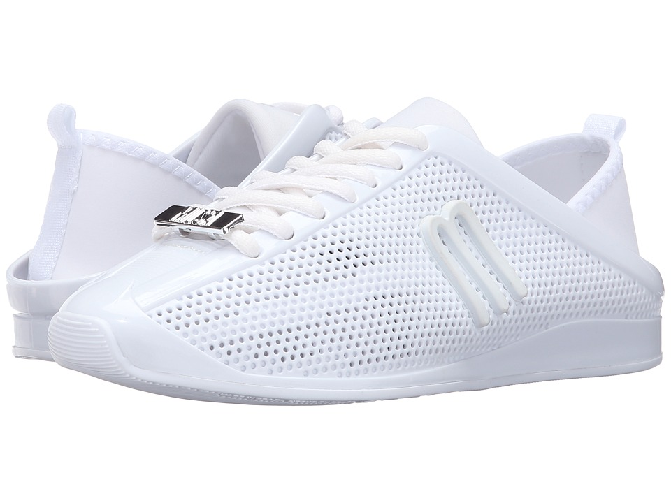 Melissa Shoes - Love System Now (White) Women's Shoes