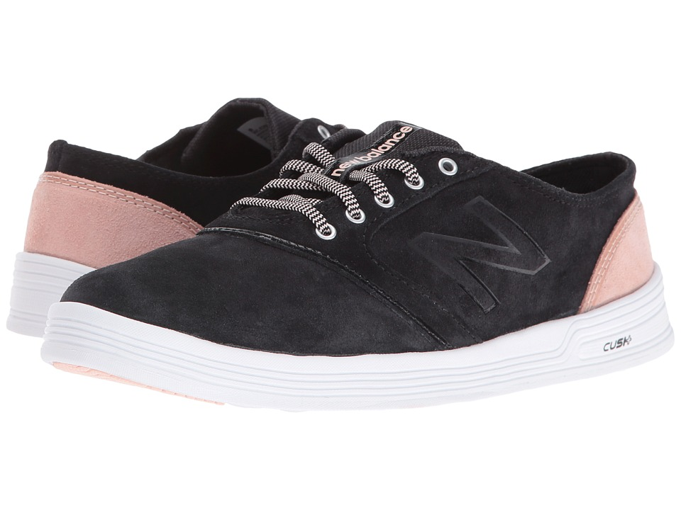 New Balance - WL628v1 (Black/Shell Pink) Women's Shoes