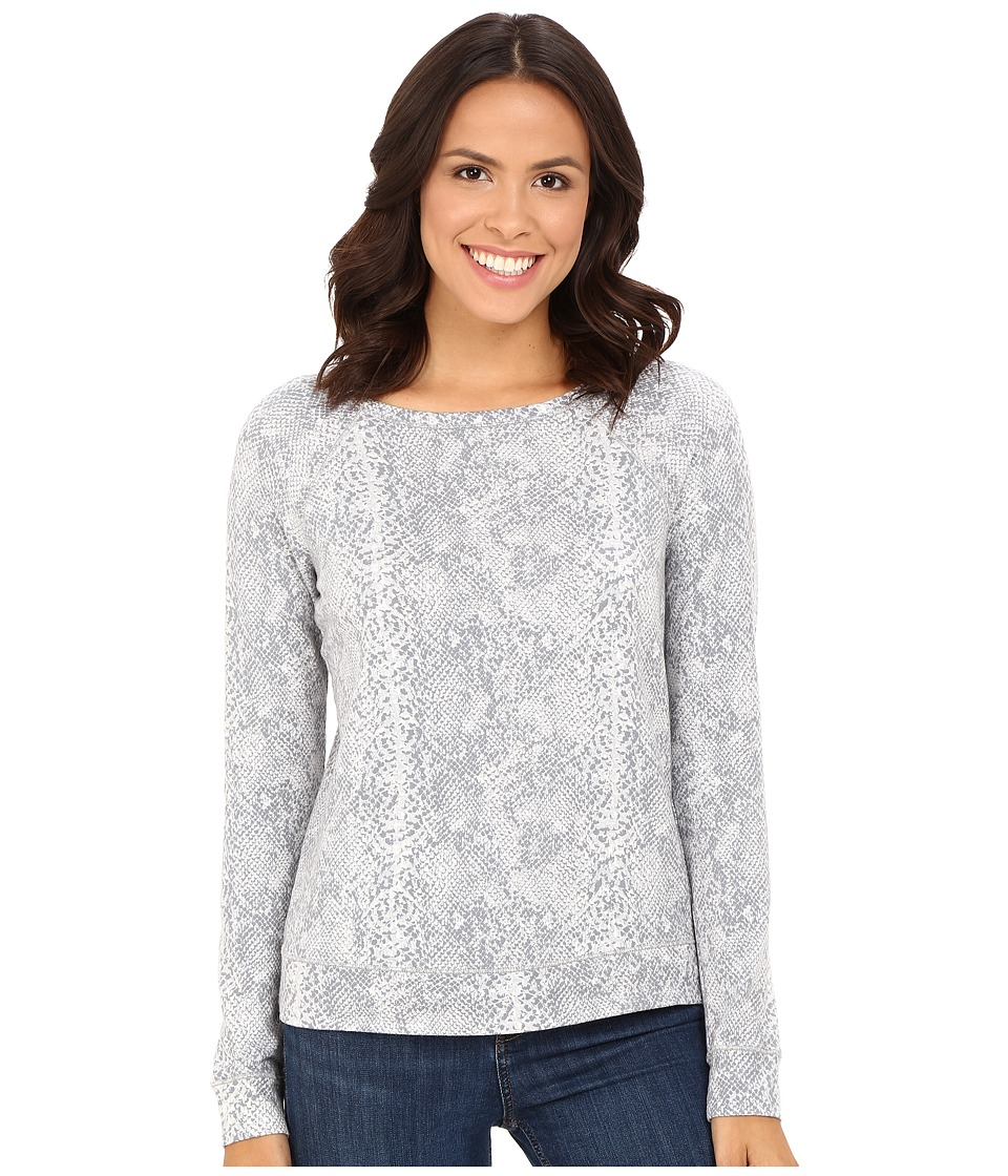 Joie - Annora B 6962-27437B (Fossil Grey) Women's Long Sleeve Pullover