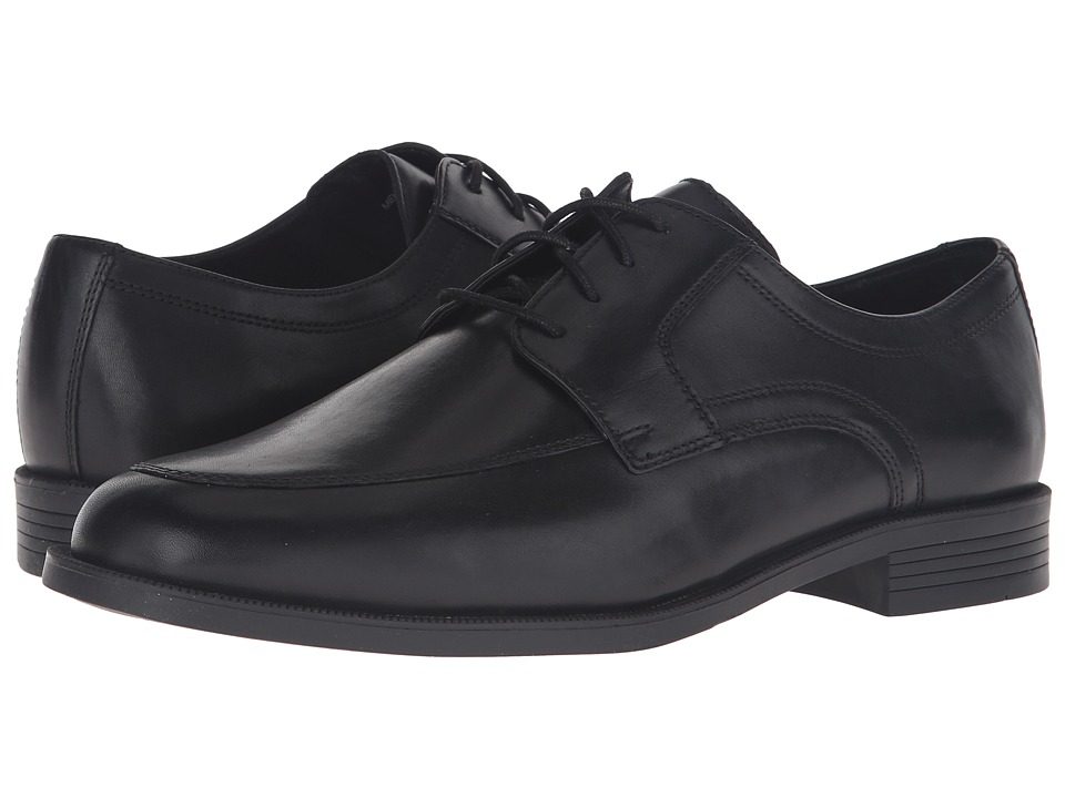 Cole Haan - Dustin Apron Ox II (Black) Men's Shoes