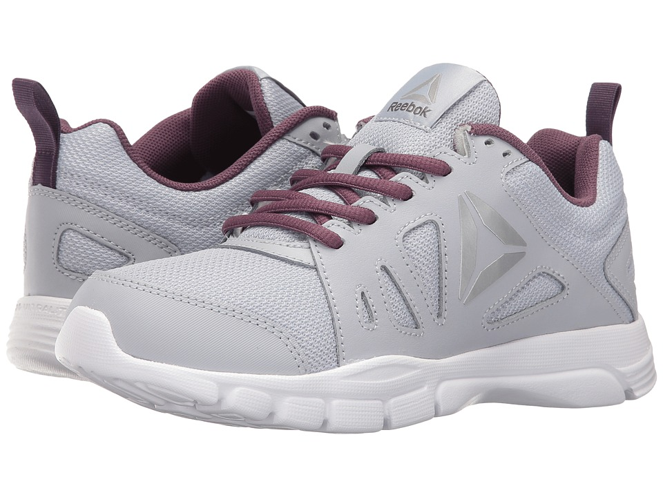 Reebok Trainfusion 2.0 (Cloud Grey/Meteorite/White) Women
