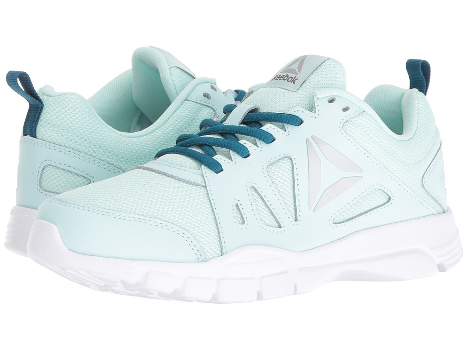 Reebok - Trainfusion 2.0 (Mist/Emerald Tide/White/Pure Silver) Women's Shoes