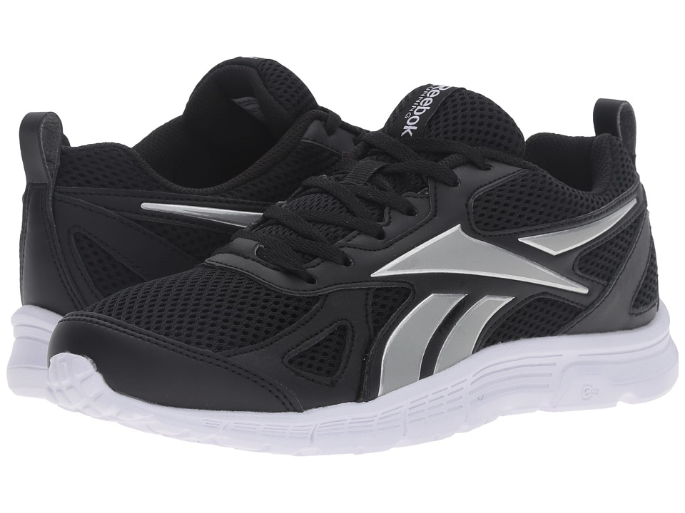 Reebok - Supreme Run MT (Black/White) Women's Shoes