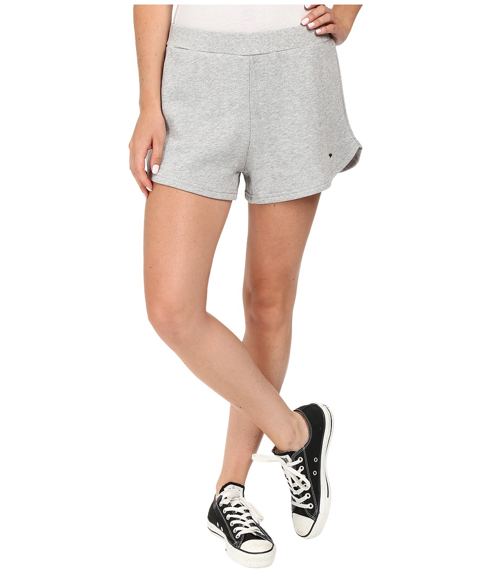 Diamond Supply Co. - Pavilion Terry Sweatshorts (Grey) Women's Shorts