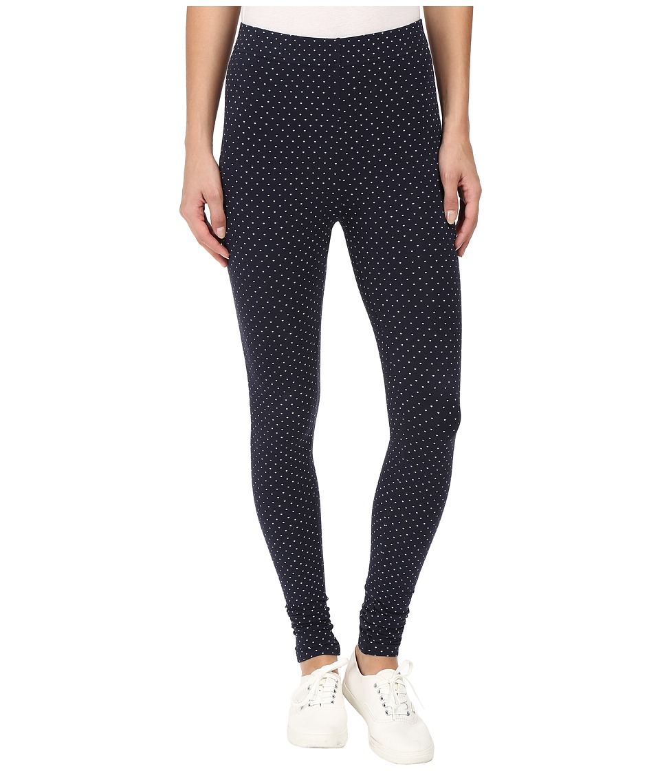 Diamond Supply Co. - Deco Leggings (Navy) Women's Casual Pants