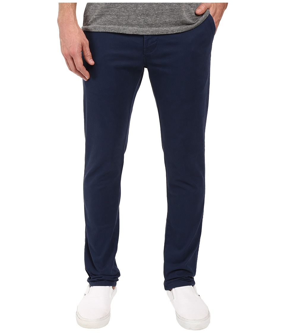 VISSLA - Higher Tide Pants (Dark Navy) Men's Casual Pants