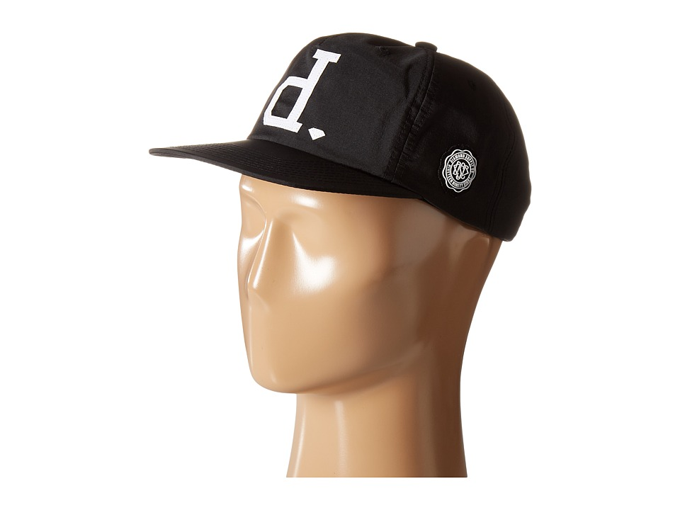 Diamond Supply Co. - UN Polo Snapback (Black) Caps