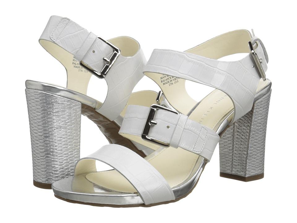 Anne Klein - Onmymind (White Leather) Women