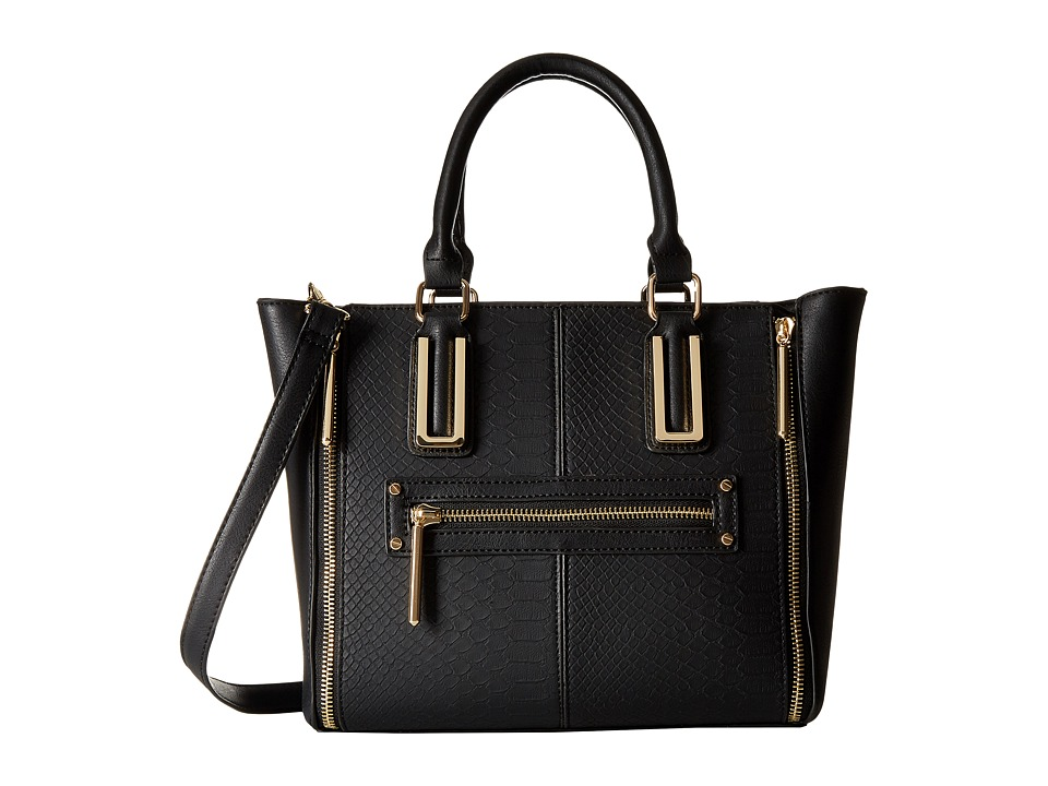 ALDO - Pawpaw (Black) Satchel Handbags