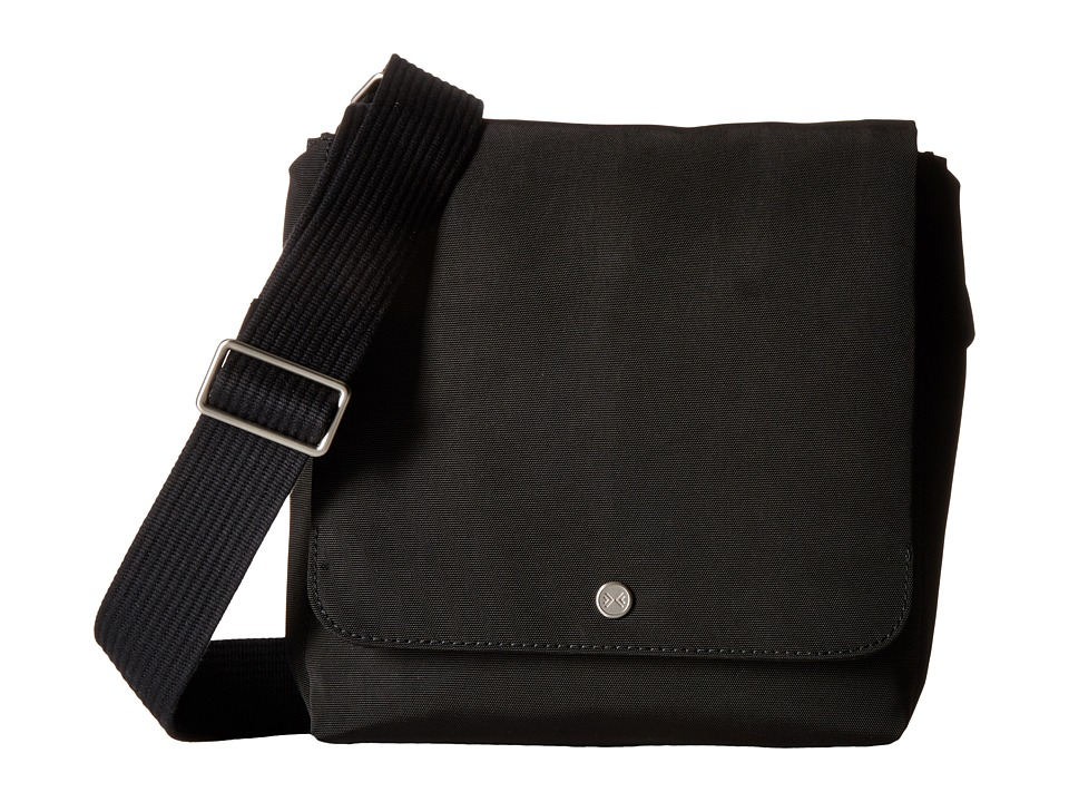 Skagen - Gade Small Messenger (Black) Messenger Bags