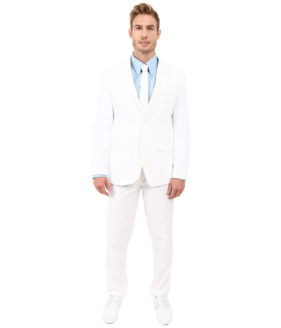 OppoSuits - White Knight Suit (Natural) Men's Suits Sets
